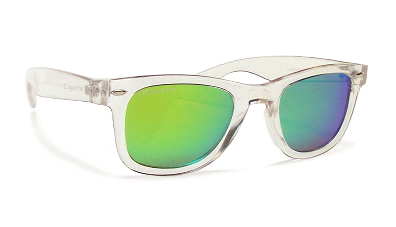 polarized high quality sunglasses with hand polished lenses