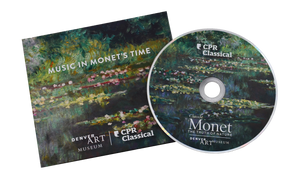 Music in Monet's Time CD