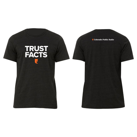 CPR Trust Facts Tee