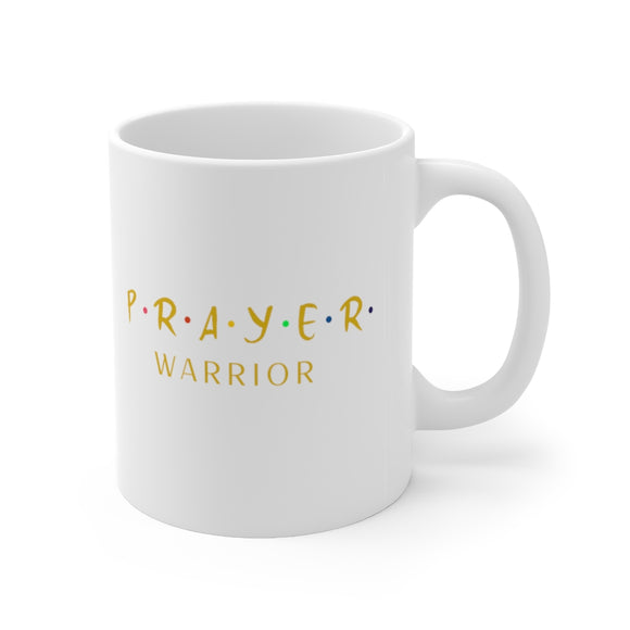 Prayer Warrior Mug 11oz
