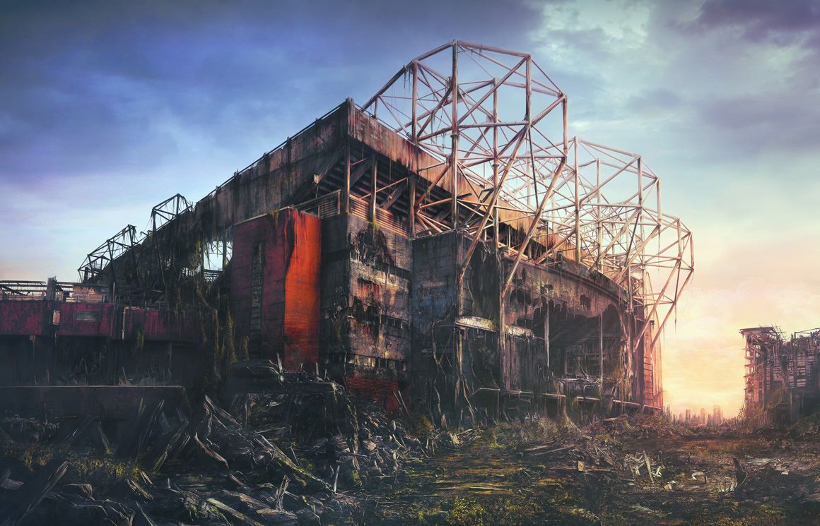 Old Trafford Football Ground, Manchester (Manchester United)