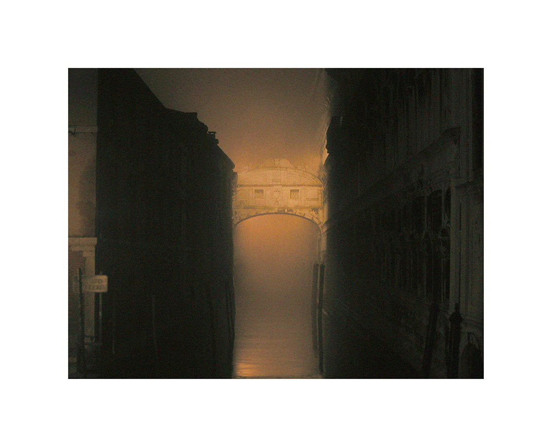 Jan Chlebik - Bridge of Sighs, Venice
