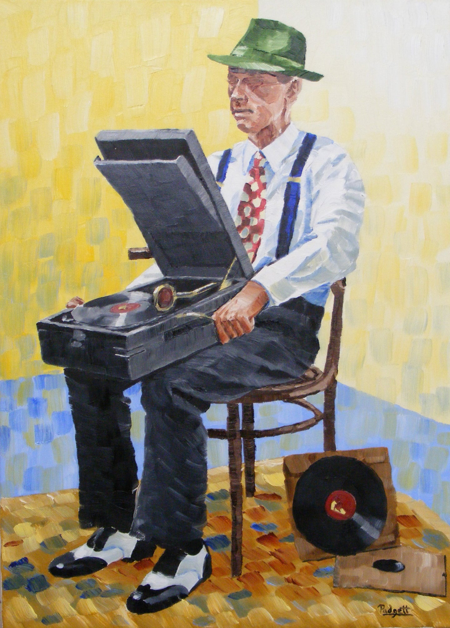 Gramophone Player 2018