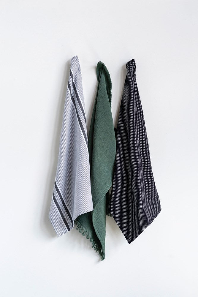 Cotton Tea Towel (set of 3)