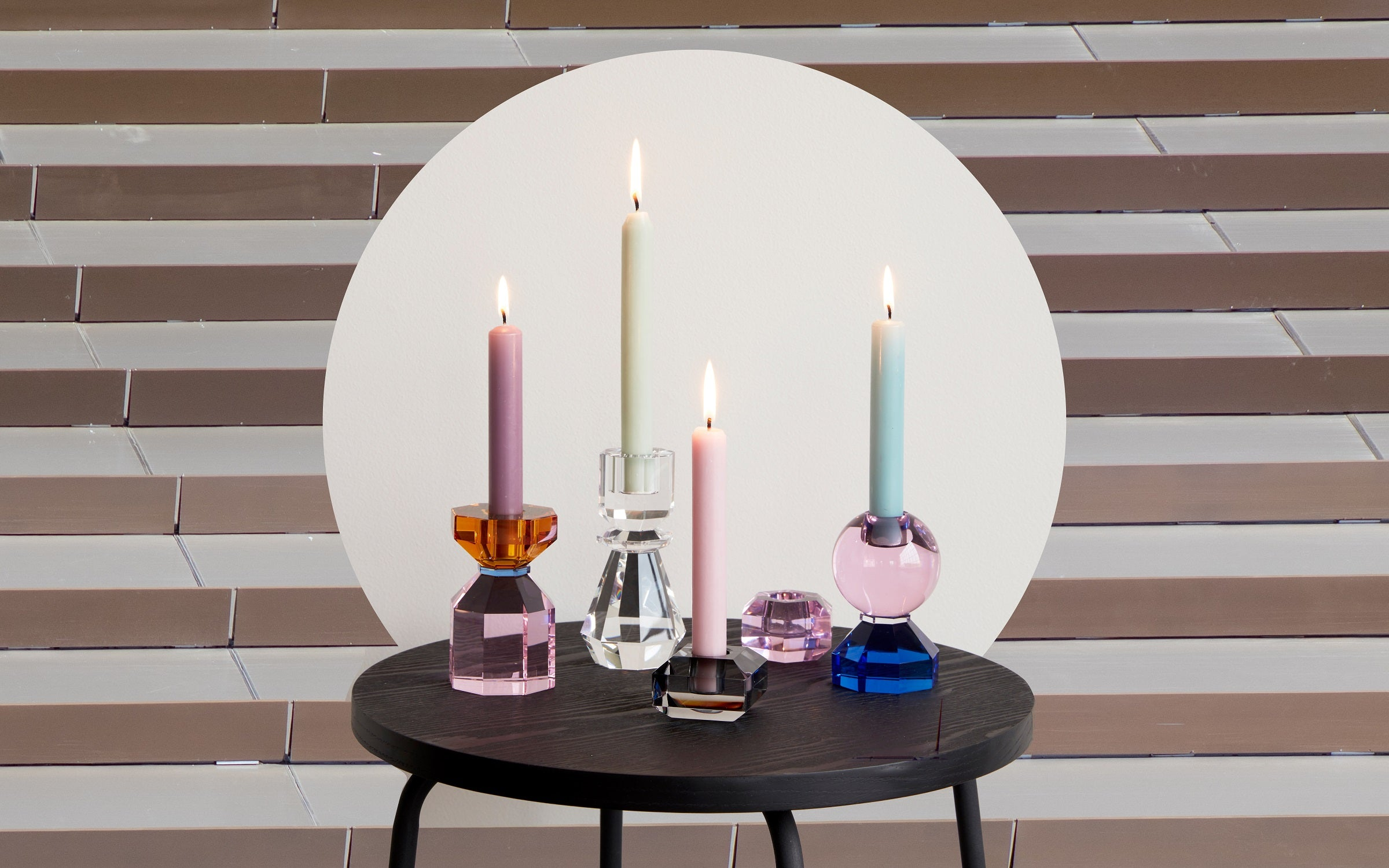 Tablescape: Candleholder Edition