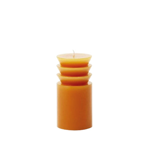 Totem Candle Small - Terracotta