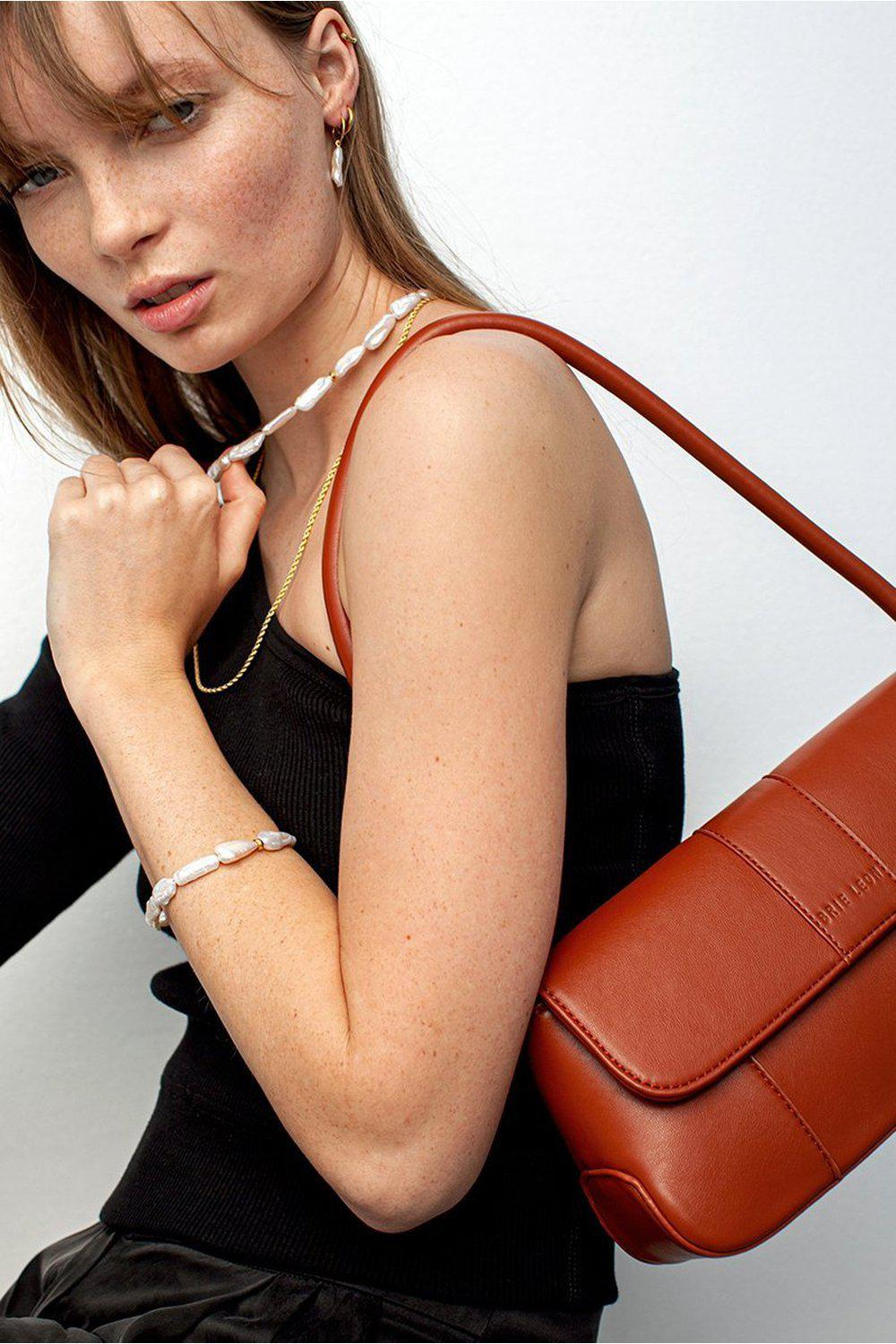 Camille Bag / Desert Red | Brie Leon | Mad About The Boy
