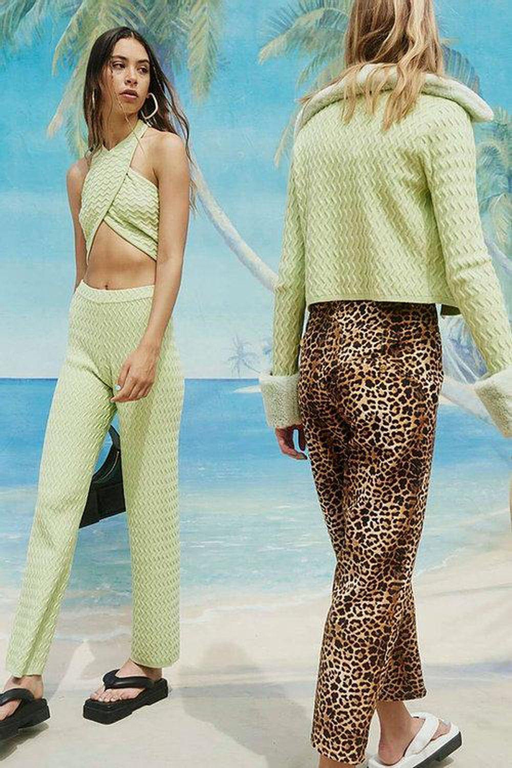 ISLAND PANT / SISI GRASS | HOUSE OF SUNNY | Mad About The Boy