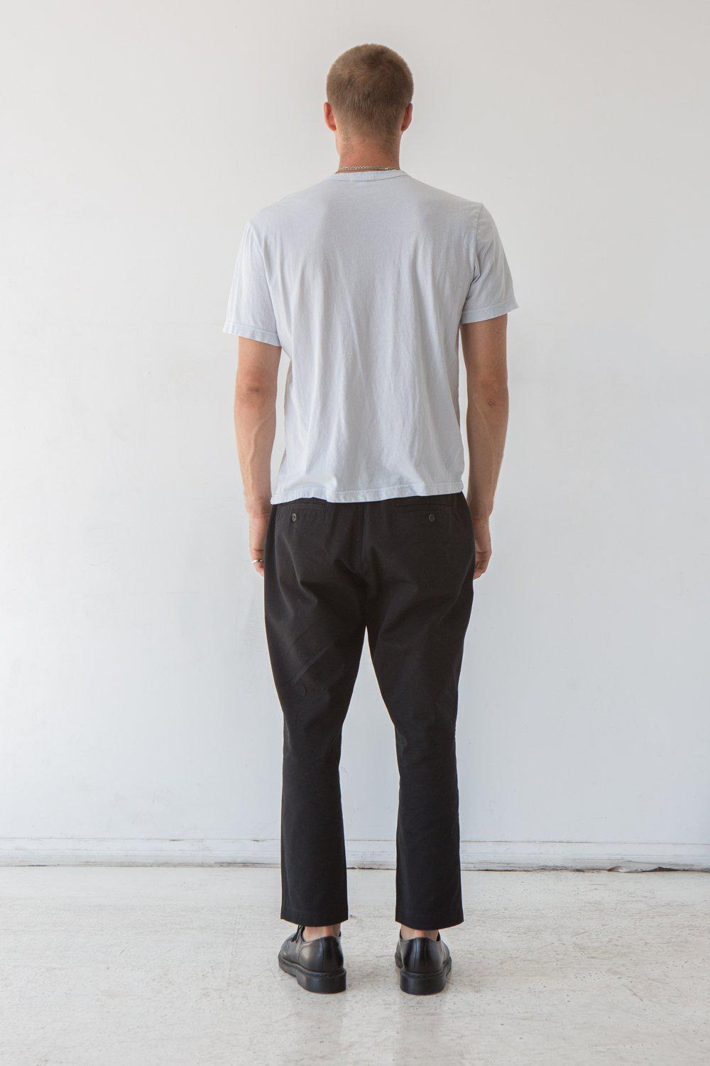Oakwood Chino Pant / Black | Flores | Mad About The Boy