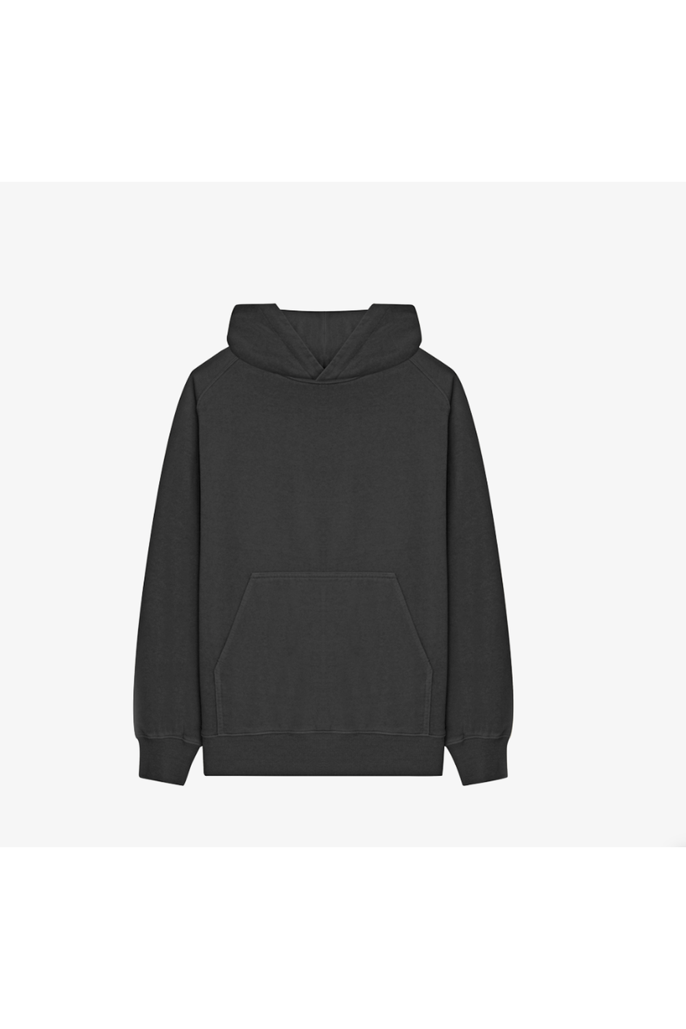 Fleece Hood / Vintage Black | COMMONERS | Mad About The Boy