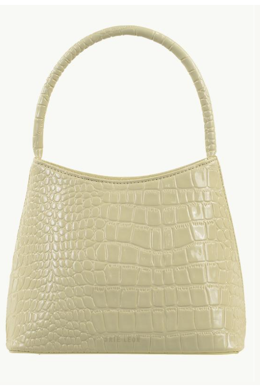 The Chloe Bag / Bone oily Croc | Brie Leon | Mad About The Boy