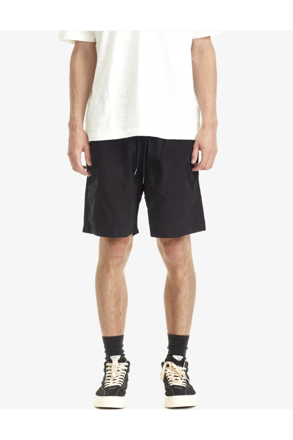 Flight Short/ Black | COMMONERS | Mad About The Boy