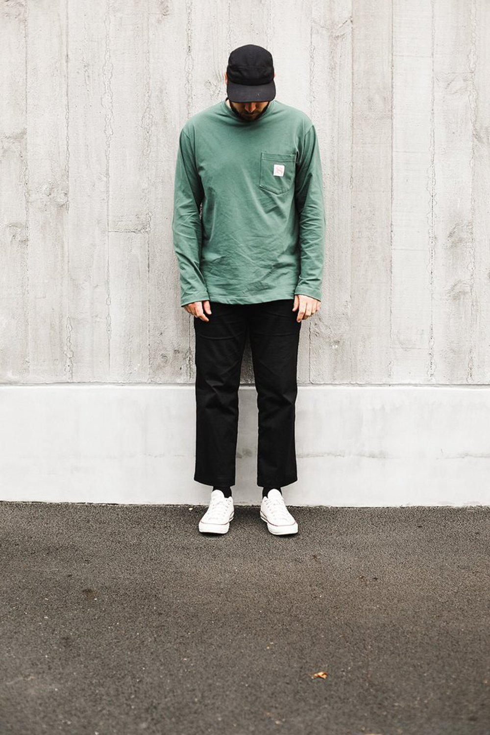 Helsinki Pant / Black | Sly Guild | Mad About The Boy