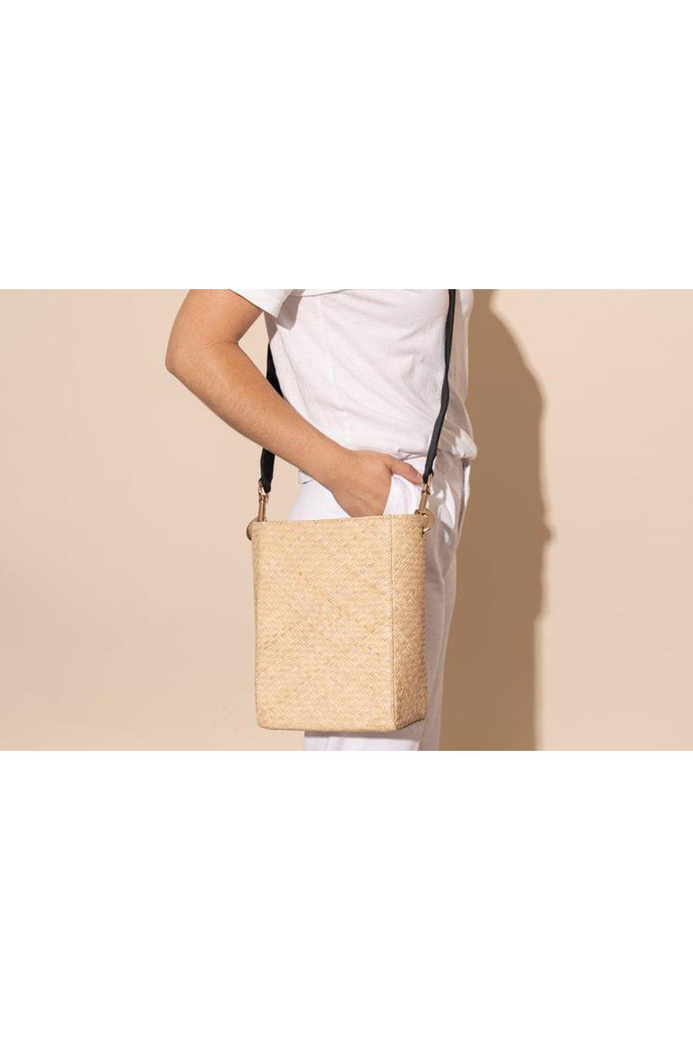 Domenica Bag / Woven | James Smith | Mad About The Boy