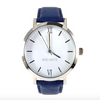 BERG AND BETTS Original montre Silver and navy