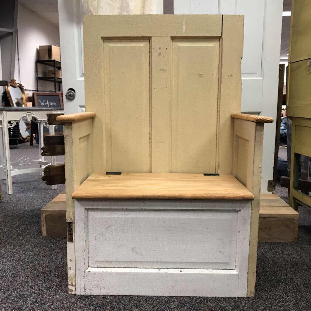 Door Bench with Storage (49x34x19)