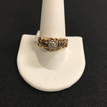 Load image into Gallery viewer, GP10 -size 11- Diamond Nugget Ring