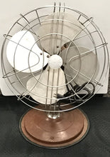 Load image into Gallery viewer, Vintage Electric Fan