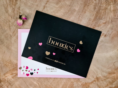 Love and valentines card