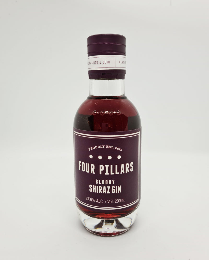 Four Pillar Bloody Shiraz Gin 200ml