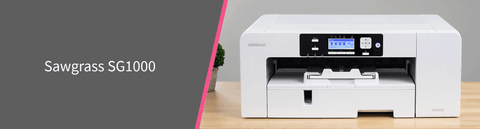 Sawgrass Printer SG1000 now sold at RQC Supply Canada get yours today.