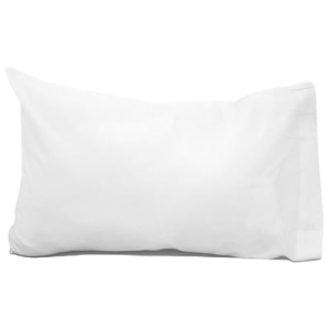 White Sublimation Bed Pillow Cases sold by RQC Supply Canada