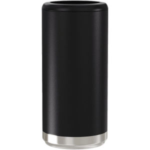Matte Black Save a Cup Skinny Can Holders