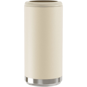 Matte Sandstone Save a Cup Skinny Can Holders