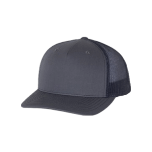 Ombre Blue 5 Panel Richardson Trucker Hat sold by RQC Supply Canada