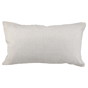 Linen Look Pillow Case Rectangle sold by RQC Supply Canada