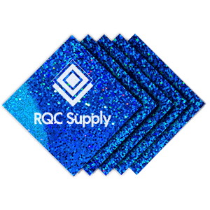 Styletech holographic Mist Blue Vinyl Sold By RQC Supply