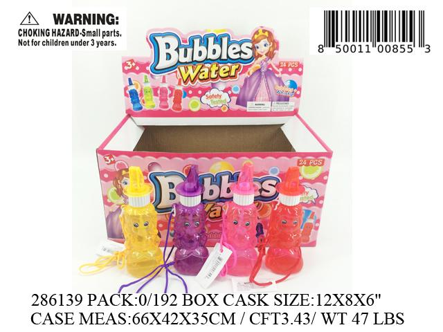 PRINCESS WHISTLE BUBBLE NK 24/DBX