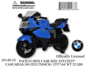 6V LICENSED BMW RIDE ON MOTORCYCLE
