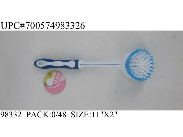 "11""ROUND DISH BRUSH"