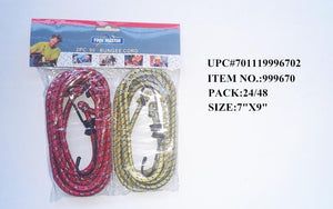 "2PC 90"" BUNGEE CORD"