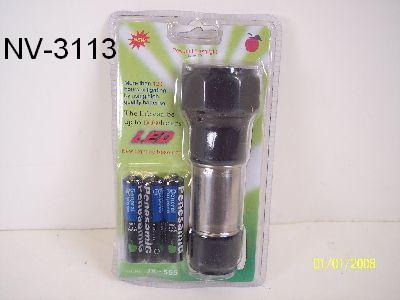 "5-LED 4""FLASH LIGHT"