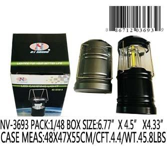 "6.75X4.5X4.5""POP UP COB LED LANTERN"