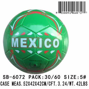 SOCCER 250G MEXICO GREEN