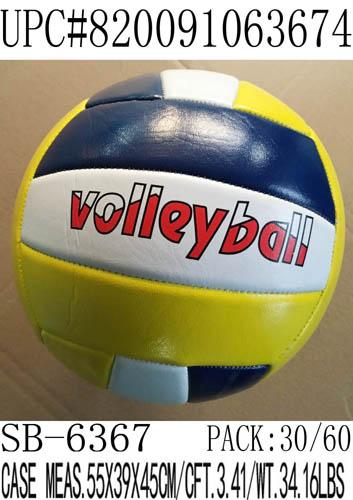 VOLLEY BALL 3TONE COL