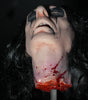 Alice Cooper Guillotine Head Prop Under View