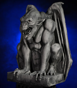 Castle Gargoyle latex and foam Halloween prop