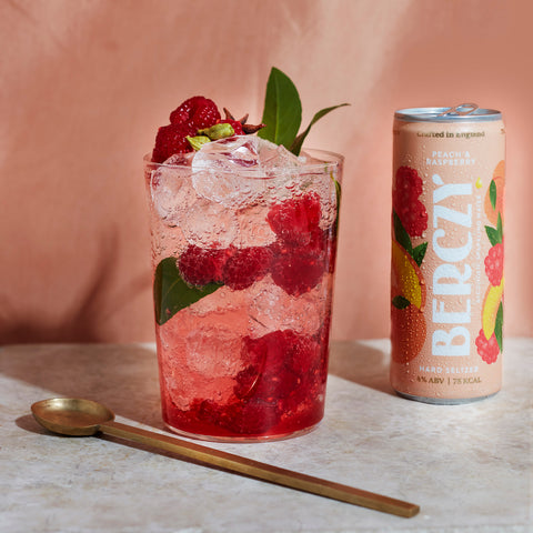 Berczy hard seltzer cocktail