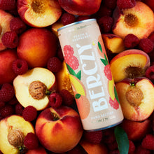 Load image into Gallery viewer, Berczy Peach Raspberry low calorie drink