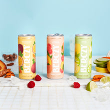 Load image into Gallery viewer, Alcoholic sparkling water also known as hard seltzer arrives in the UK