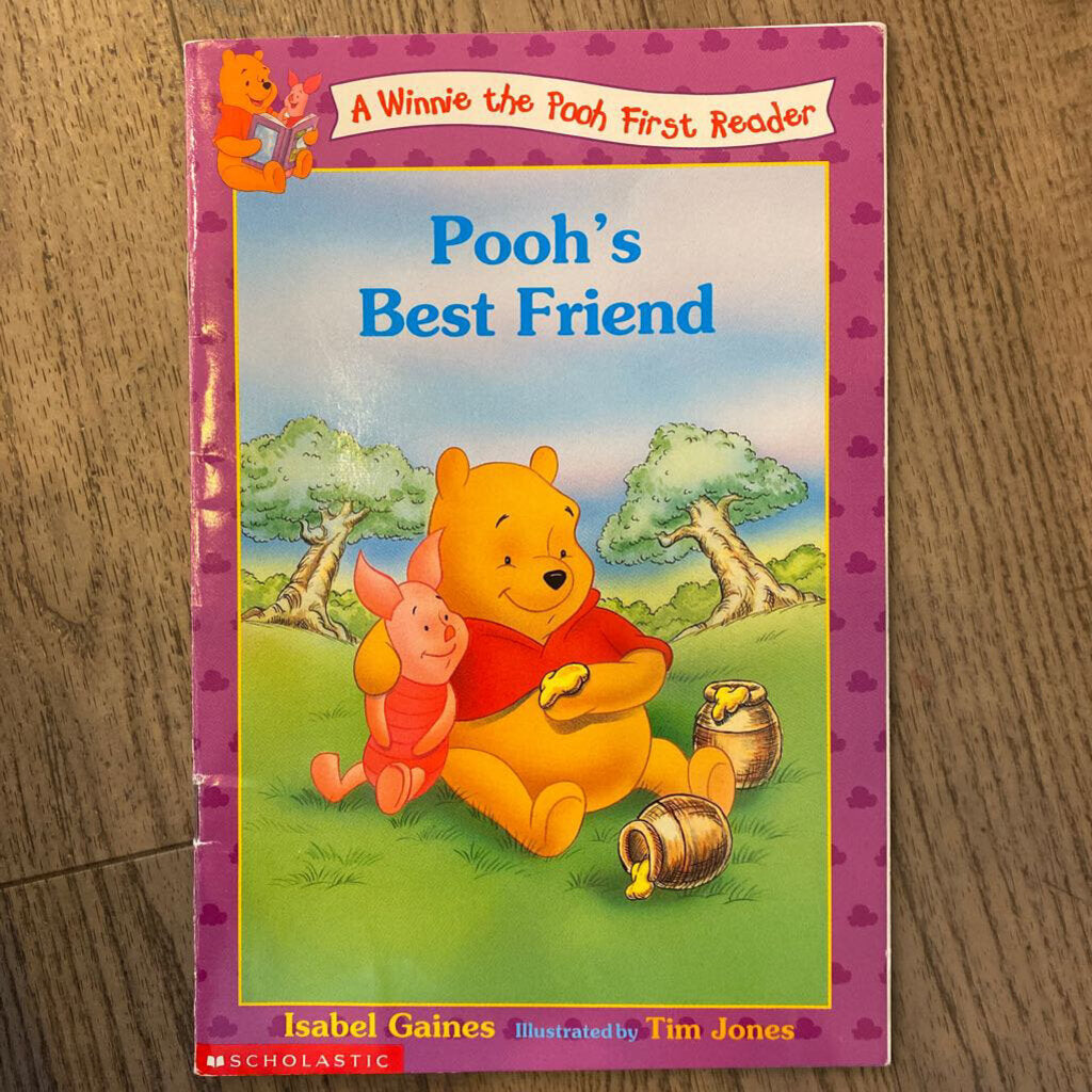 Used Book - First Reader Pooh's Friend