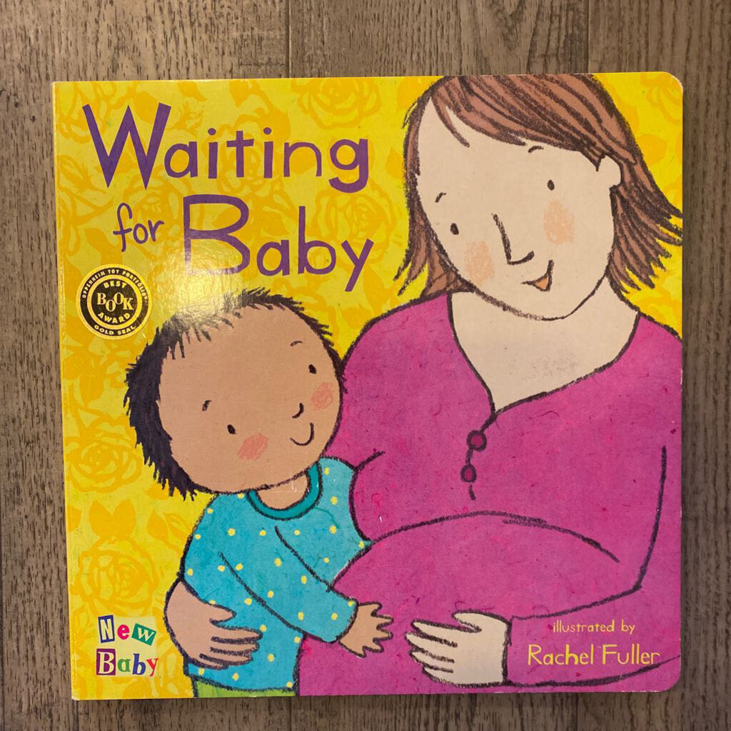 Used Book - Waiting for Baby