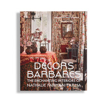 Load image into Gallery viewer, Décors Barbares Front Cover