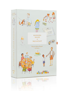 Manners Begin at Breakfast – Limited Edition – Signature Edition