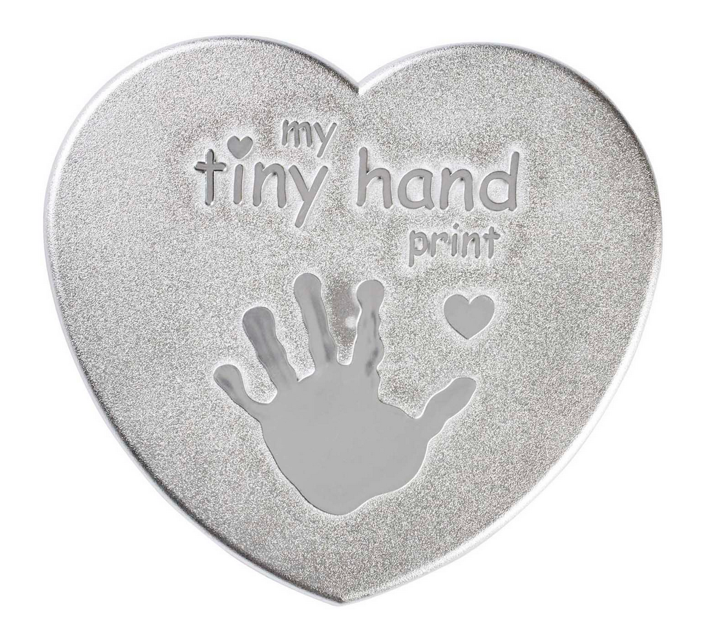 Heart First Prints Kit - Plaster My Tiny Hand