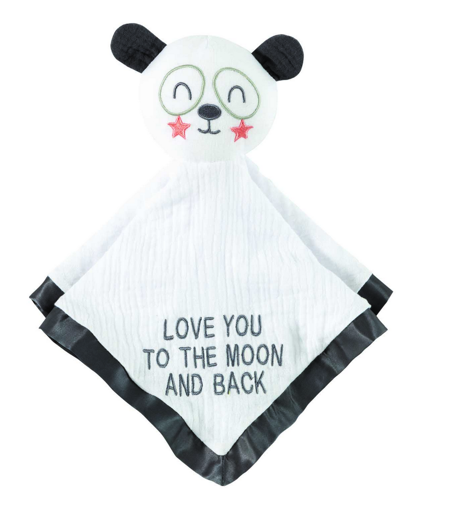 Love You to the Moon - Panda